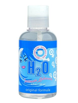 Sliquid H20 Original 125 ml