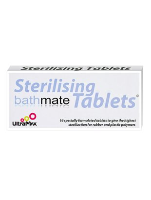 Bathmate sterilising tablets