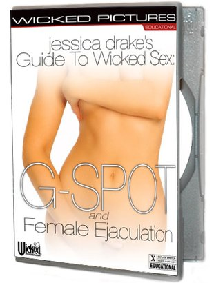 Wicked pictures - jessicas wicked guide to the g-spot