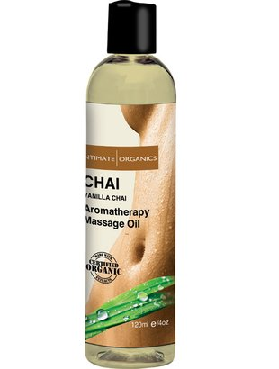 Chai massage oil