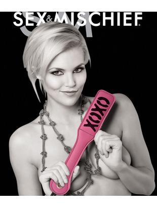 Sex and mischief: XOXO paddle pink Bilde2
