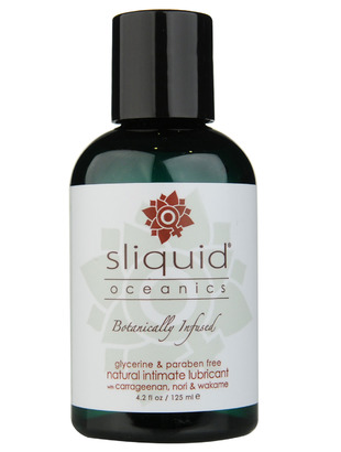 Sliquid organic oceanic 125 ml
