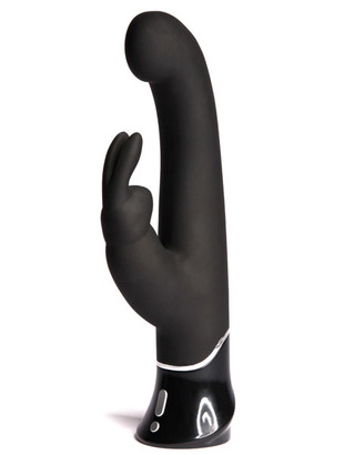 Rabbit vibrator - Fifty shades - G-spot rabbit