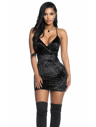 Crusing hard mini dress Bilde2