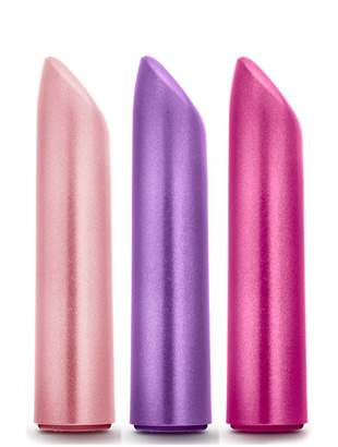 Exposed nocturnal lipstick vibrator