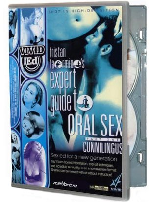 Instruksjonsfilmer - Tristans experts guide to oral sex: Cunnilingus