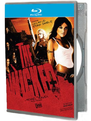 Blu-ray - The wicked Blue-ray