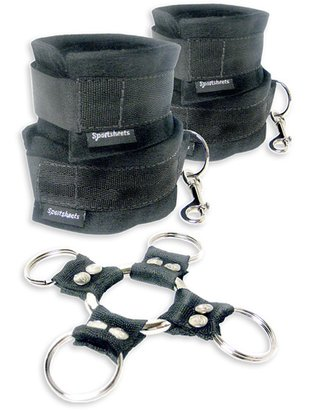 5 piece Hog-tie set Bilde1